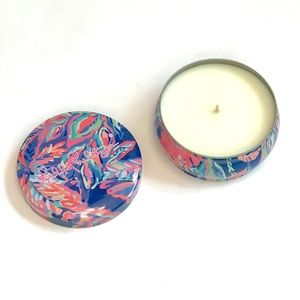 NWT Lilly Pulitzer Sunset Safari Travel Candle